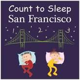 Bed Bath & Beyond Count to Sleep San Francisco Board Book
