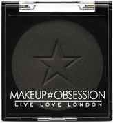 Makeup Obsession Eyeshadow E126 Midnight Black
