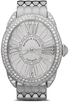 Backes & Strauss Regent Steel 3643 43mm