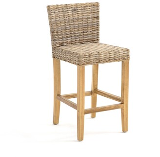 La Redoute Interieurs Inqaluit Mid-Height Kubu Bar Chair