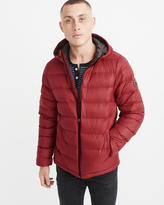 Abercrombie & Fitch Down-Filled Packable Puffer Coat