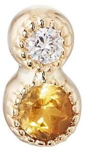 story. My Women's The Jennifer Stud Earring - Gold