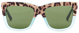 Dolce & Gabbana Women's DNA Square Acetate Frame Sunglasses