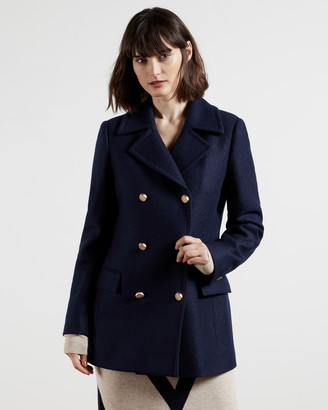 Ted Baker CATIIEY Double breasted pea coat