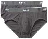 Naked Brief - Pack of 2
