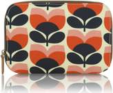 Orla Kiely Flower stripe print make up brush case
