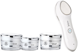 2 Face Evolution Everyday Care Set + Non-Surgical Anti-Aging Ultrasonic Infuser