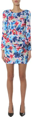 Boutique Moschino Floral Print Dress
