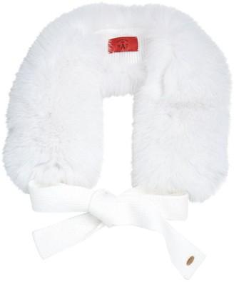 Canadian Hat Fox Fur Scarf