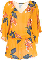 Vix Paula Hermanny Tulum tunic dress