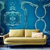 west elm Chalcedony Stone Mural Wallpaper