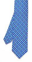 J.Mclaughlin Italian Silk Tie in Micro Floral