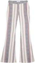 Derek Lam 10 Crosby Tapestry Trousers