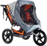 BOB Strollers WS1122 Sport Utility Stroller/Ironman Weathershield, Duallie