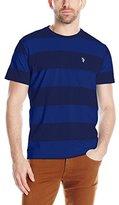 U.S. Polo Assn. Men's Wide-Stripe T-Shirt