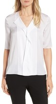 BOSS Women's Iwola Crepe De Chine Top