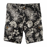 Carter's Floral Cargo Shorts - Preschool Boys 4-7