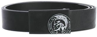 Diesel Warrior logo belt bbelt