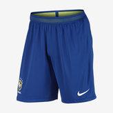 Nike 2016 Brasil CBF Match Home/Away Men's Soccer Shorts