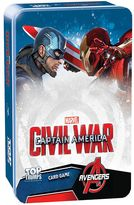 Cardinal Marvel Captain America: Civil War Top Trumps Card Game by