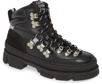 Ganni Hiking Boot