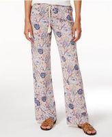 Be Bop Juniors' Lace-Up Soft Pants
