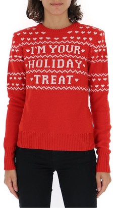 Philosophy di Lorenzo Serafini Slogan Sweater