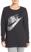 Nike Logo Graphic Sweatshirt
