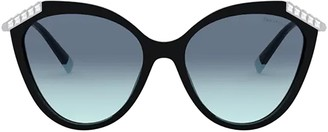 Tiffany & Co. & Co. Tf4173b Black Sunglasses