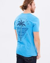 Quiksilver Mens East Palm Break Sustainable T Shirt