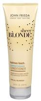 John Frieda Sheer Blonde Lustrous Touch Conditioner - 8.45 oz