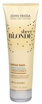 John Frieda Sheer Blonde Lustrous Touch Conditioner - 8.45oz