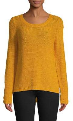 Only High-Low Lightweight Sweater