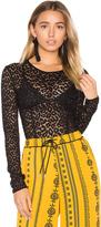 House Of Harlow x REVOLVE Josephine Bodysuit