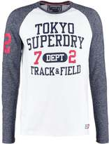 Superdry Long Sleeved Top Navy