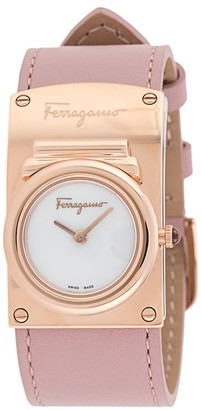 Salvatore Ferragamo Boxyz 23x39mm watch