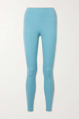 Nike One Dri-fit Leggings - Blue