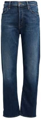 Mother The Tomcat Straight Leg Jeans