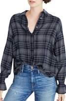Madewell Women's Westward Bell Sleeve Shirt