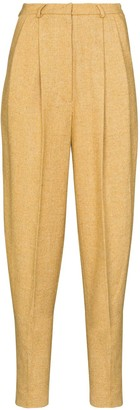 ANOUKI High-Waist Tapered Trousers
