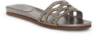 Vince Camuto Empiana Crystal Embellished Slide Sandal