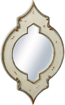 Asstd National Brand Distressed Two-Tone Wall Mirror