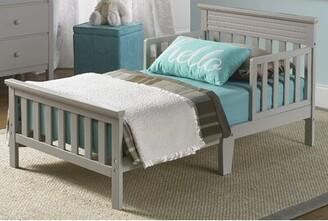 Fisher-Price Newbury Toddler Bed Bed Frame Color: Misty Grey