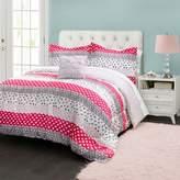 Lush Decor Franny Comforter Set