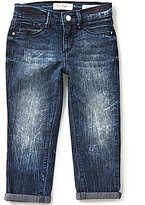 Jessica Simpson Big Girls 7-16 Forever Cropped Cuffed Jeans