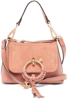 See by Chloe Joan Mini Leather Cross-body Bag - Womens - Pink