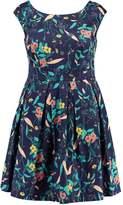 Closet Curves Day dress multicolor