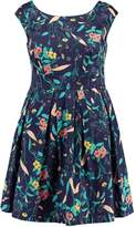 Closet Curves Summer dress multicolor