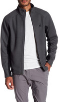 Spyder Ribbed Zip Jacket