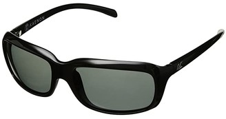 Kaenon Monterey (Black Grey 12-Polarized) Athletic Performance Sport Sunglasses